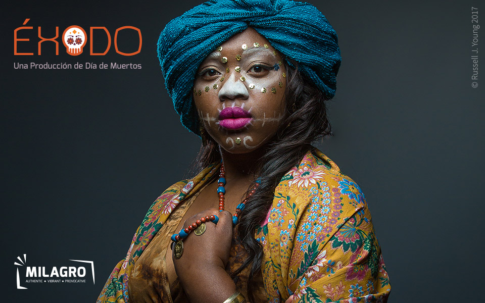 New devised work EXODO Running Oct. 20-Nov 12 at Milagro